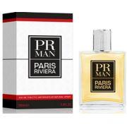 PR MAN Paris Riviera - Perfume Masculino EDT - 100ml