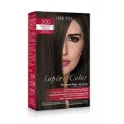 Tonalizante 300 Castanho Escuro Supéria Color Amend - Kit