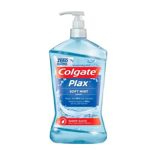 Enxaguante Bucal Plax Soft Mint 2 litros- Colgate