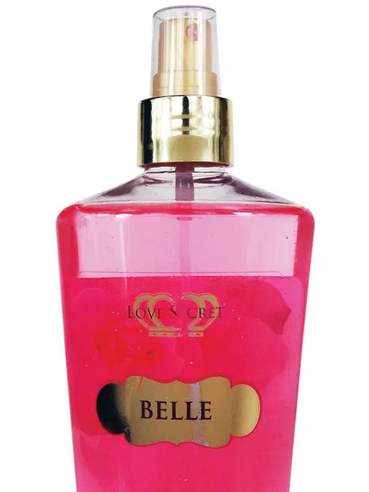 Belle Love Secret - Body Splash - 250ml