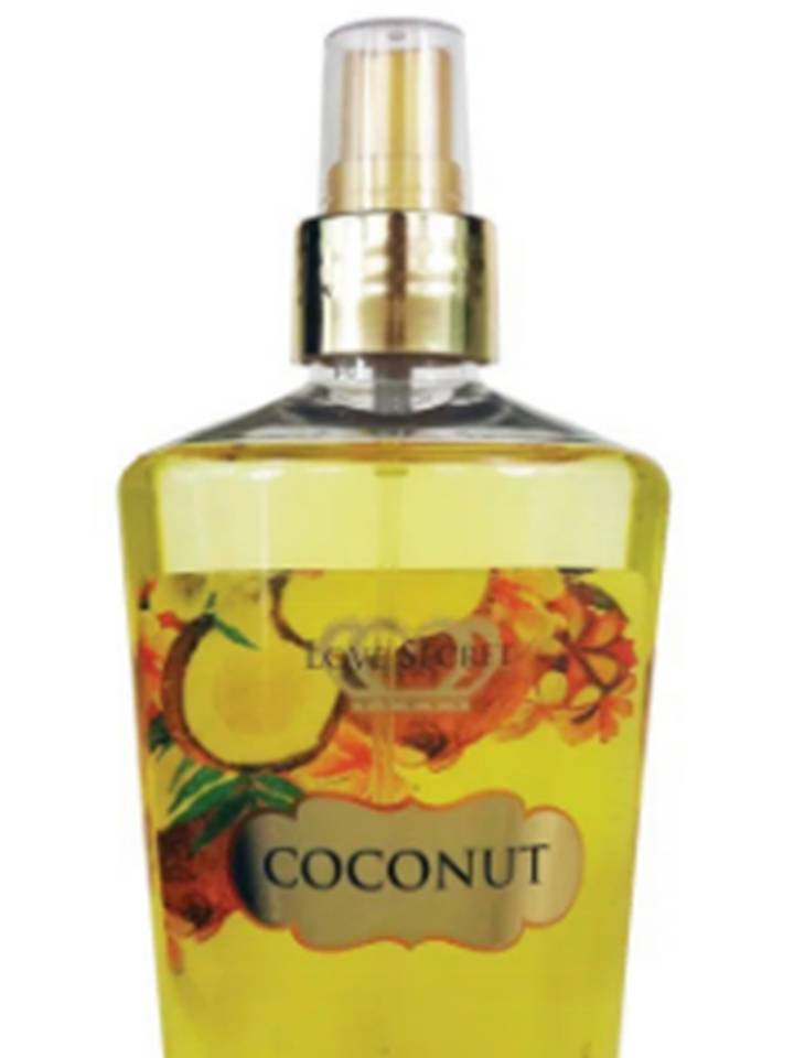 Body Splash Coconut 250ml - Love Secret