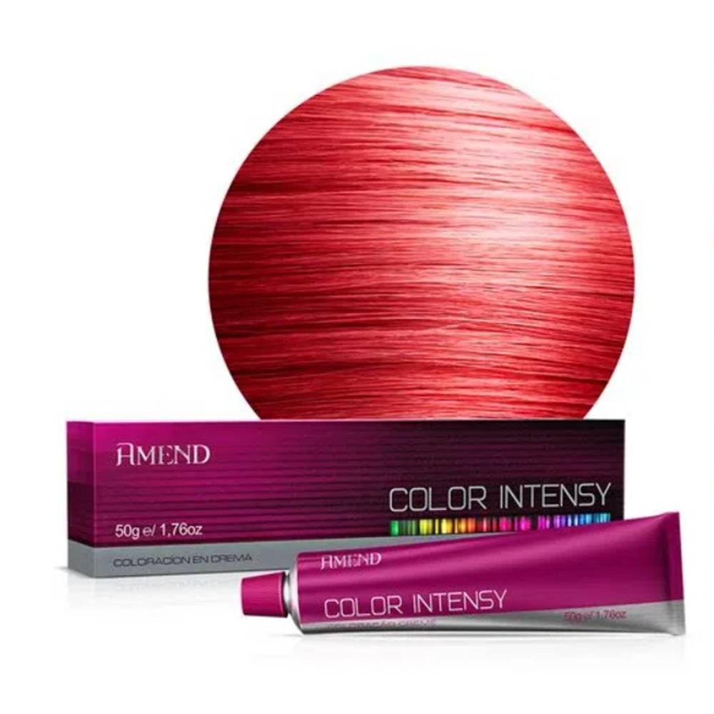 Coloração 0.6 Vermelho Intensificador Color Intensy Amend - 50g