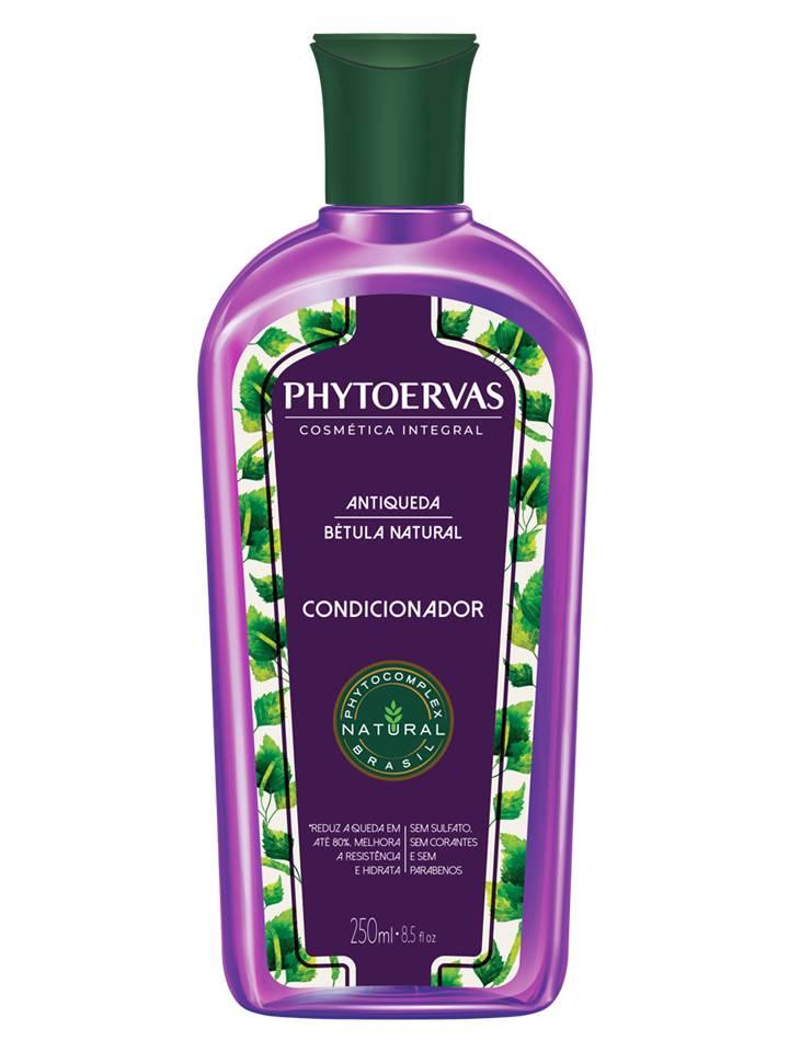 Condicionador Antiqueda Bétula Natural Phytoervas 250ml