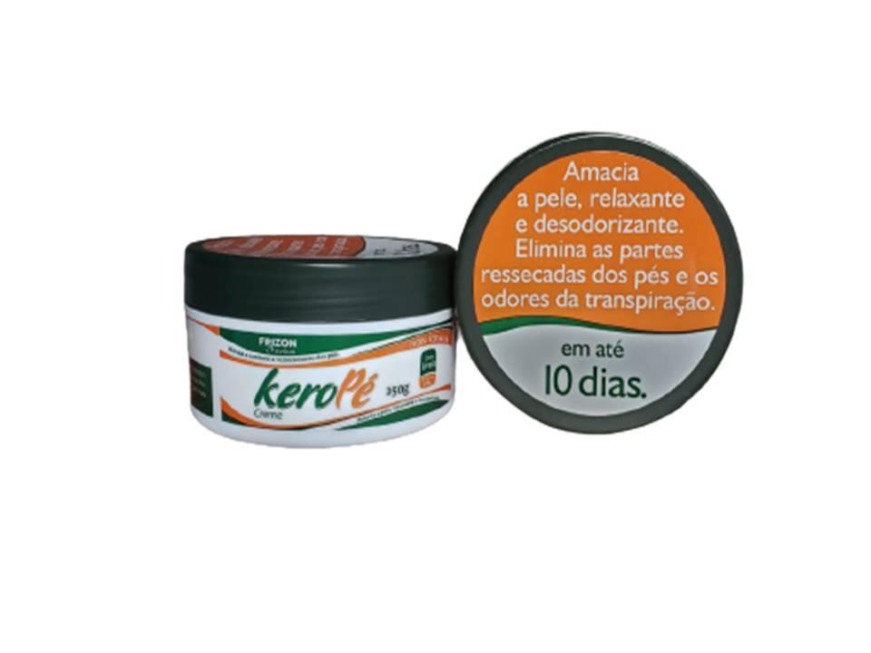 Creme Desodorante Kero Pé Para Pés 250g