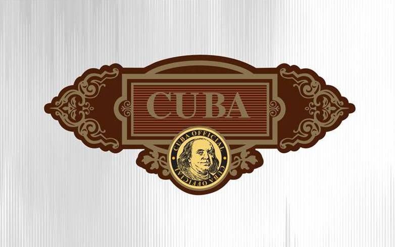 CUBA BLACK EDP 35ML - MASC