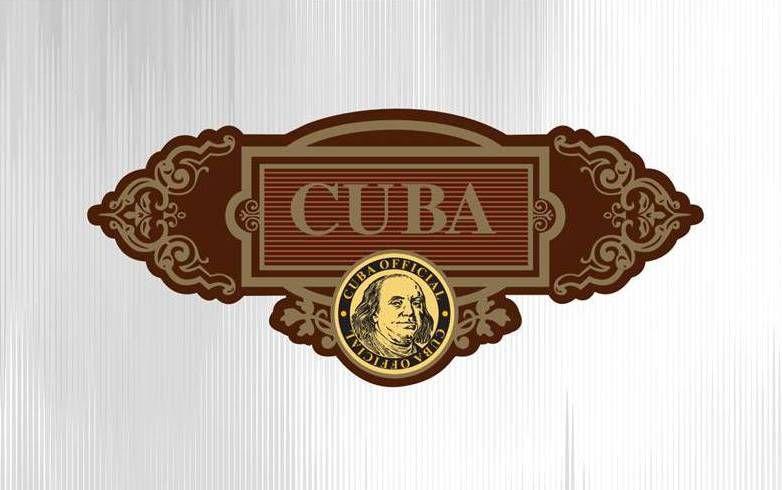 CUBA DOUBLE BLEU EDP 35ML - MASC