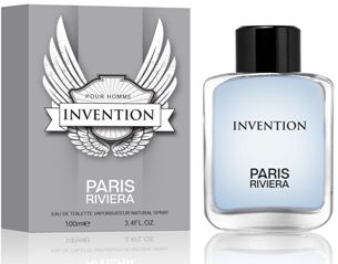 INVENTION Paris Riviera - Perfume Masculino EDT- 100ml