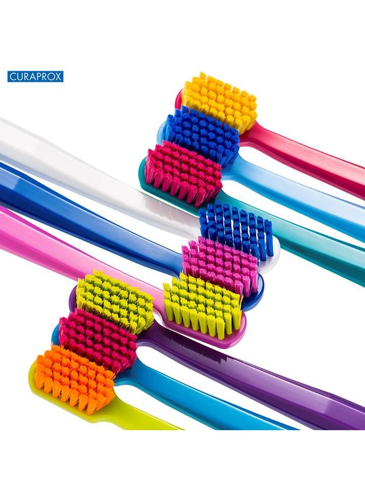Kit 3 TRIO CURAPROX ULTRA MACIA + perfume 30ml