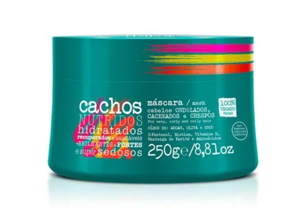Kit Amend Cachos Crespos - 4 Produtos