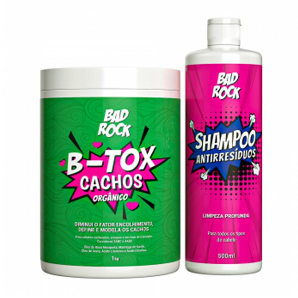 Kit B-TOX Cachos 1KG - HANOVA