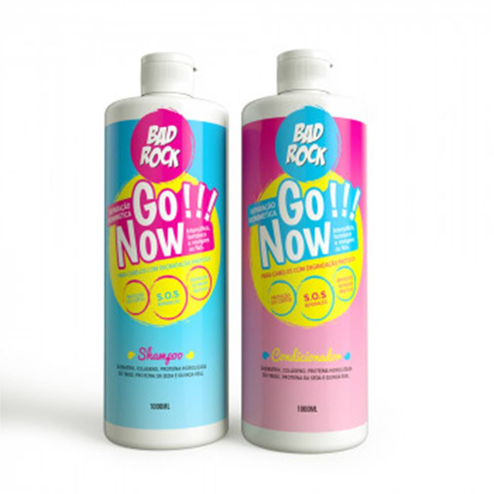 Kit Go Now S/C 1KG (SH+COND.)  - HANOVA