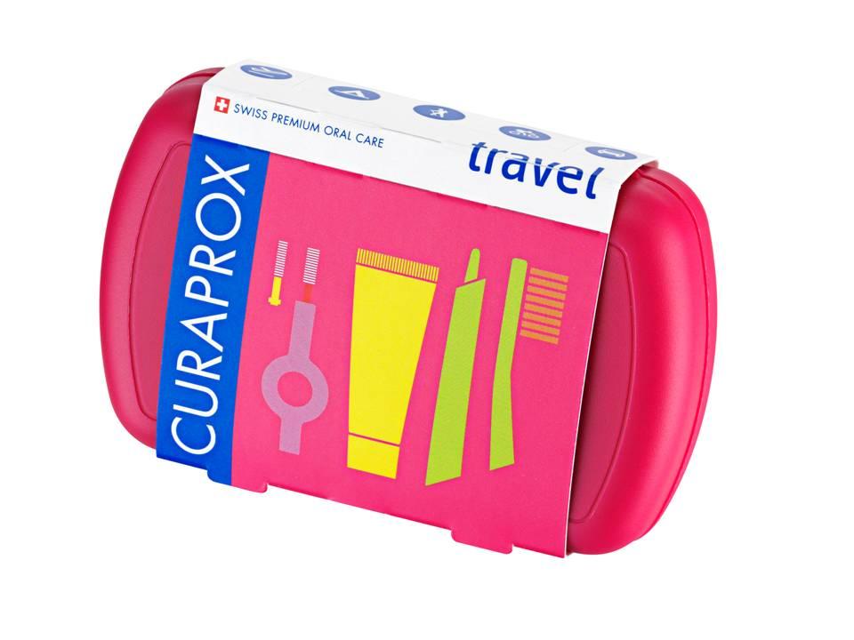 Kit Viajem - Travel Set - Curaprox