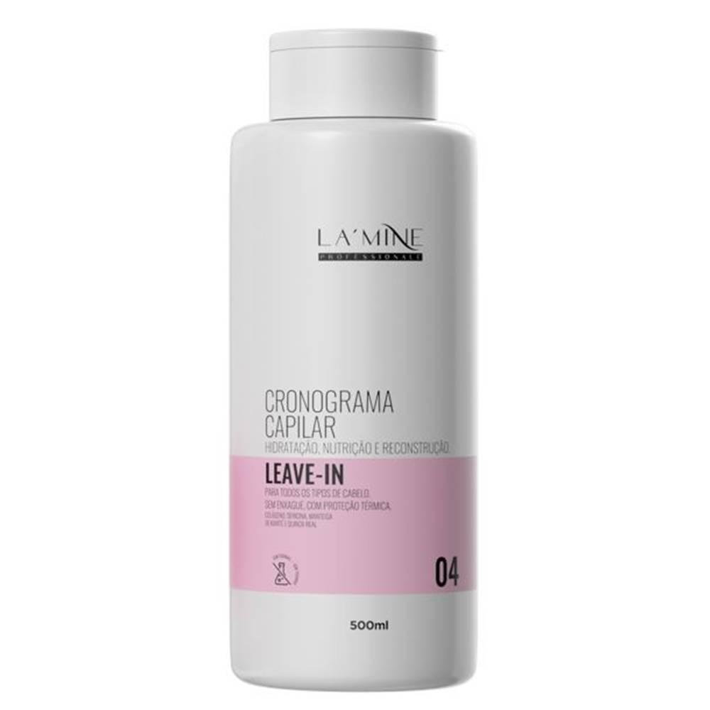 LAMINE LEAVE-IN CRONOGRAMA CAPILAR 500ML - HANOVA