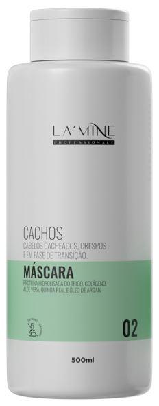 LAMINE MASCARA CACHOS 500ML - HANOVA