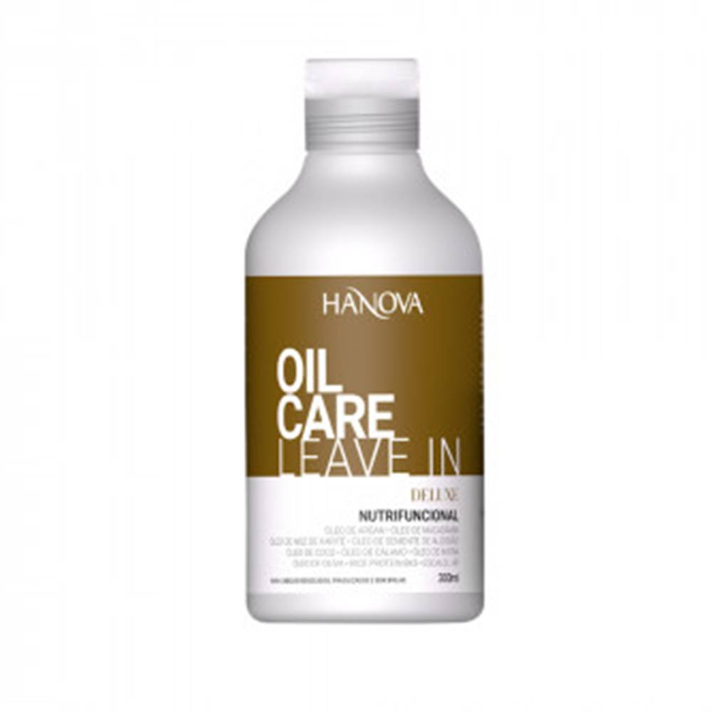 Leave-In Nutri Funcional Oil Care 300ml - HANOVA