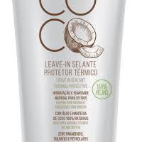 Leave-in Selante Protetor Térmico Amend Coco - 250g