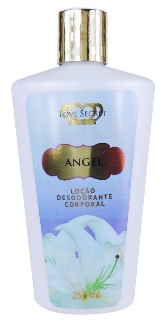 Loção Desodorante Angel Love Secret - Para o Corpo - 250ml