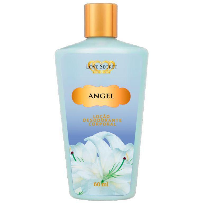 Loção Desodorante Angel Love Secret - Para o Corpo - 60ml
