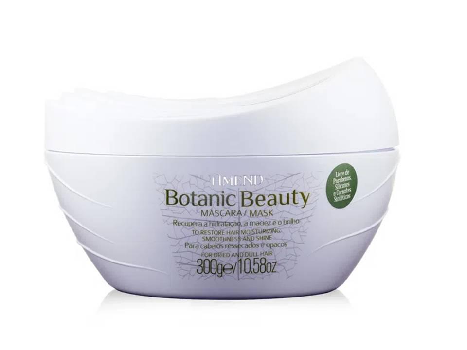 Mascara Amend Botanic Beauty Óleo de Moringa e Extrato de Jasmim 300gr