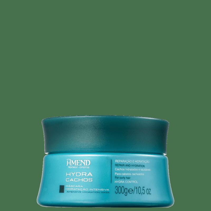 Mascara Hidratação Intensiva Hydra Cachos Amend - 300g