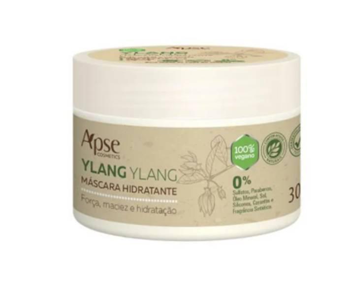 Mascara Hidratante Ylang Ylang 500gr - Apse- 100% VEGANO
