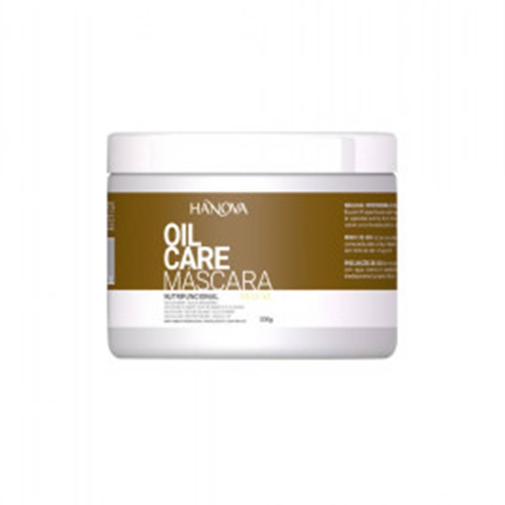 Mascara Nutri Funcional Oil Care 300ml - HANOVA