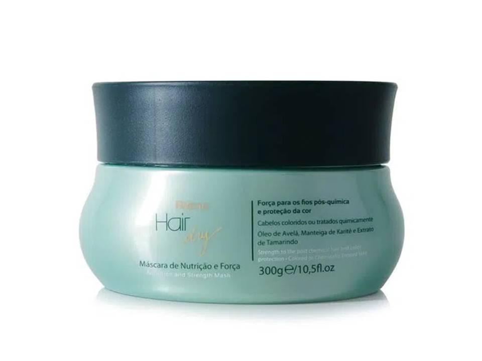 Mascara Nutrição e Força Hair Dry Amend - 300g