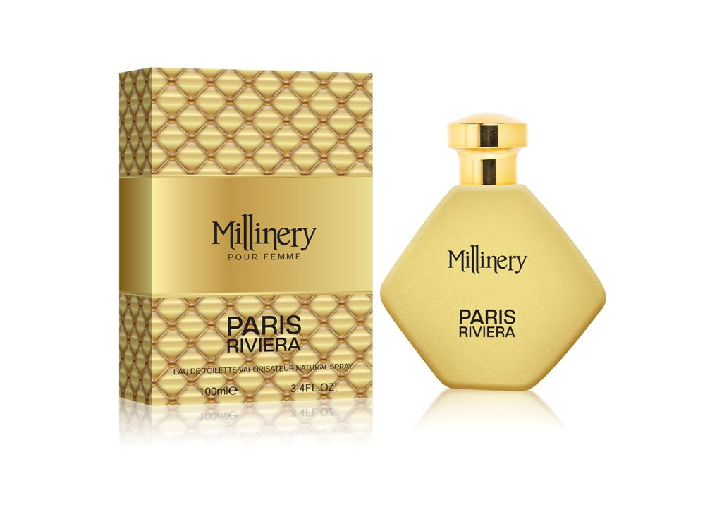 Millinery Paris Riviera - Perfume Feminino EDT- 100ml