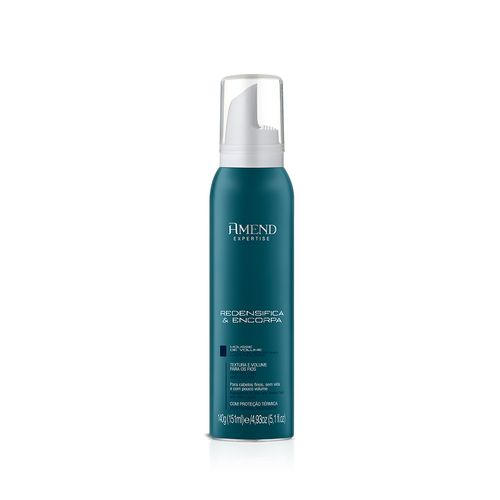 Mousse Redensificador Amend Expertise Redensifica & Encorpa 151ml