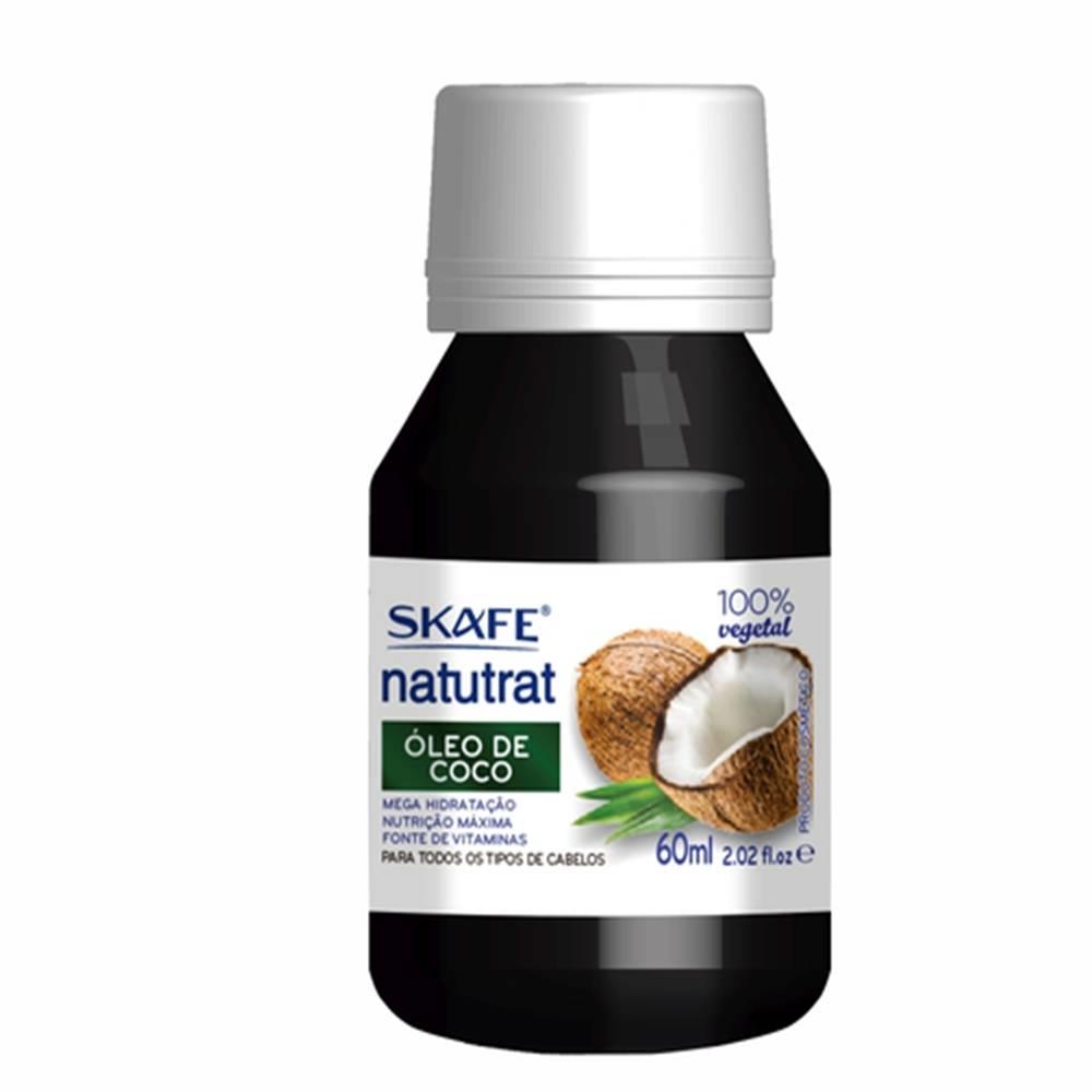 Oleo Capilar Skafe Natutrat SOS Coco 60ml