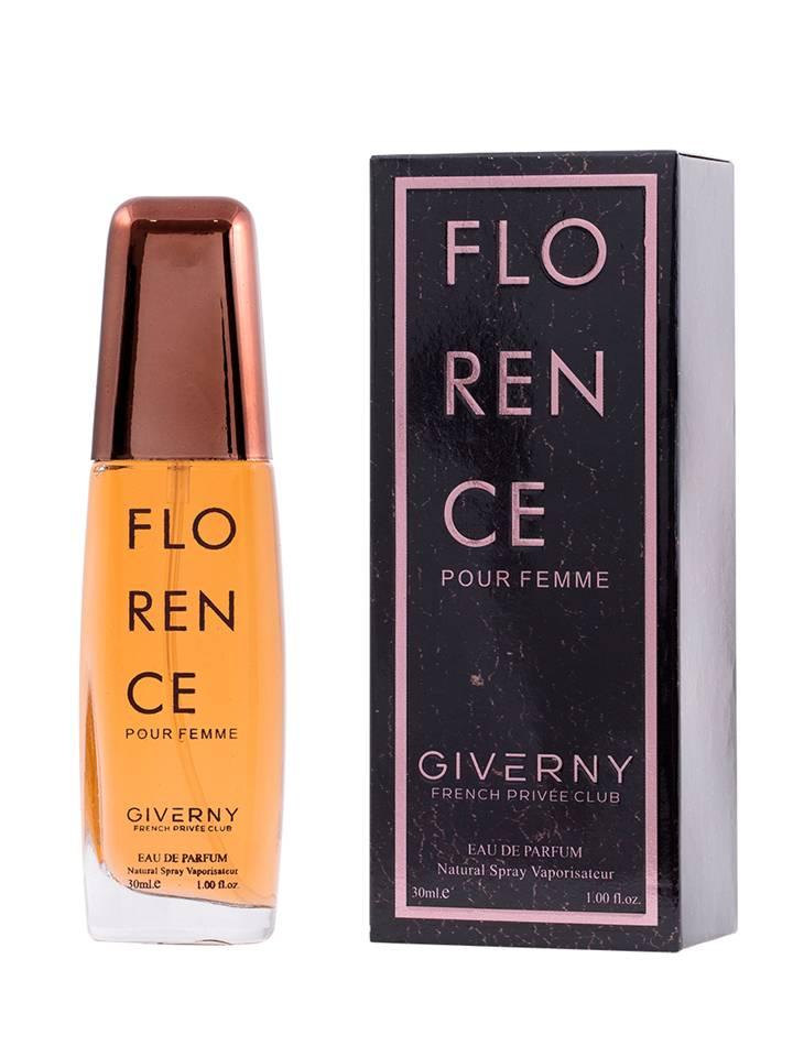 PERFUME FEMININO GIVERNY FLORENCE POUR FEMME - 30ML