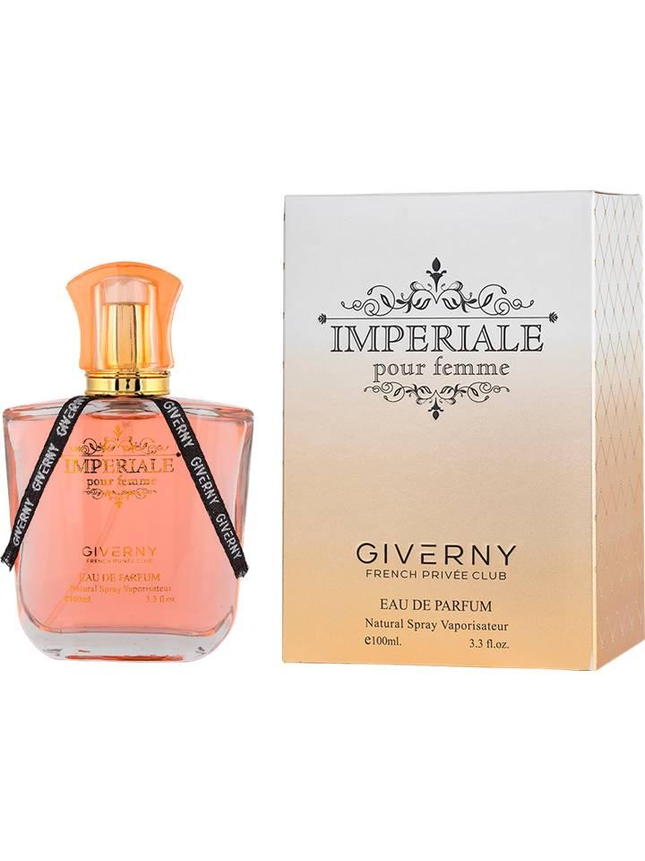 PERFUME FEMININO GIVERNY IMPERIALE POUR FEMME - 100 ML
