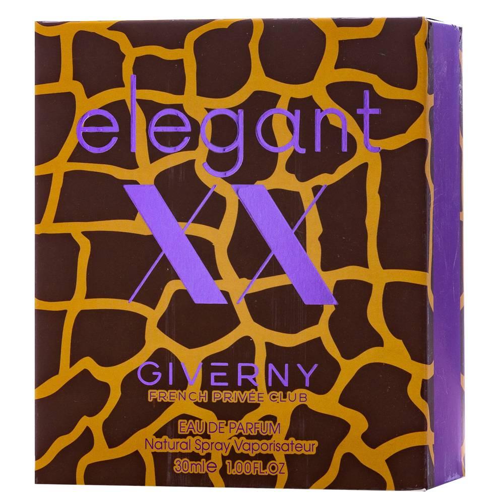PERFUME FEMININO SAPATINHO GIVERNY XX ELEGANT FEMME-30 ML