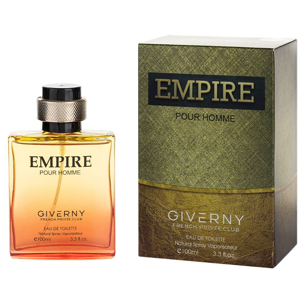 PERFUME MASCULINO GIVERNY EMPIRE POUR HOMME - 100ML