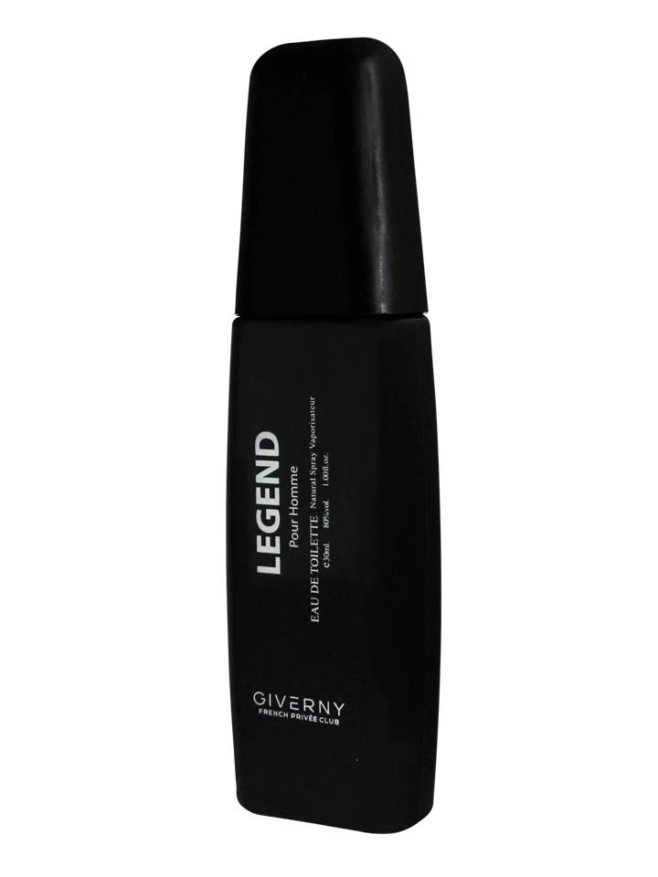 PERFUME MASCULINO GIVERNY LEGEND POUR HOMME - 30ML
