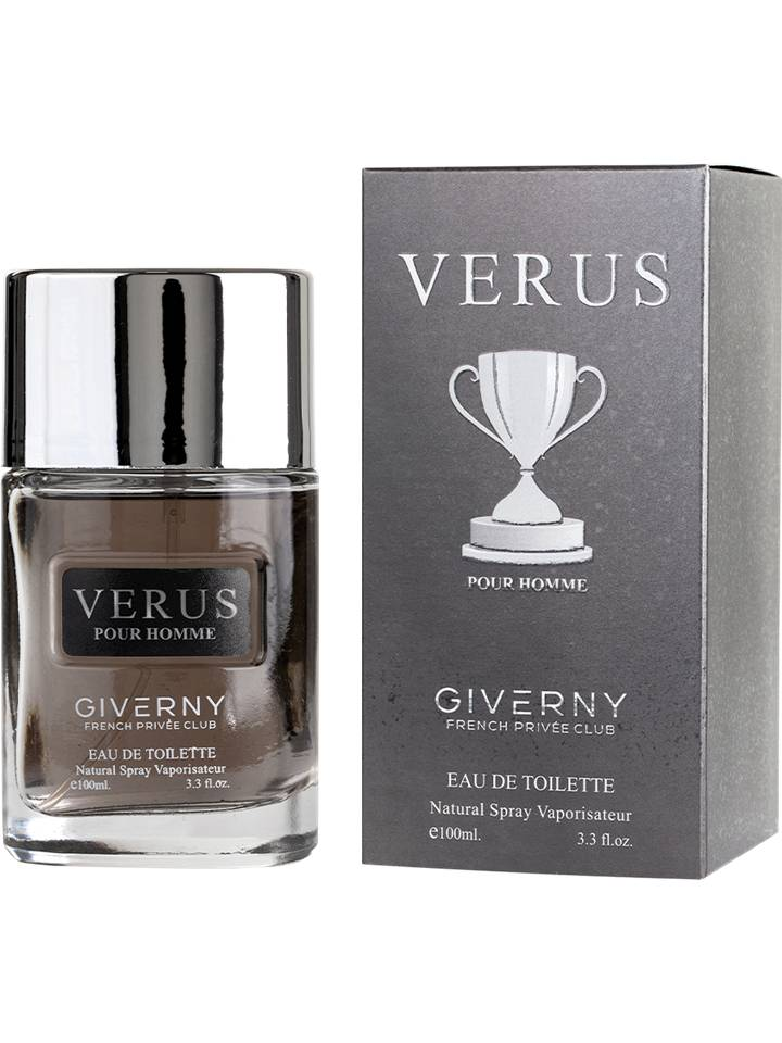 PERFUME MASCULINO GIVERNY VERUS POUR HOMME - 100ML