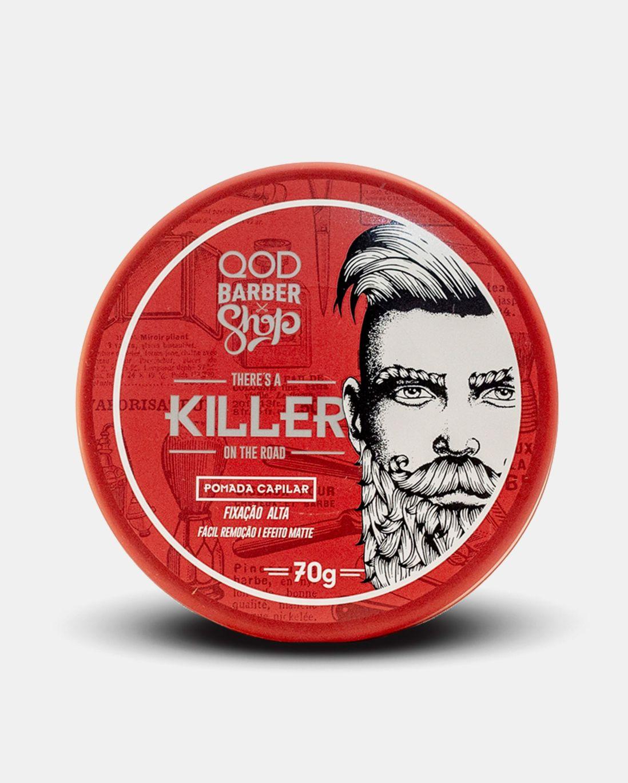 Pomada Capilar Modeladora There's A Killer - Barber Shop