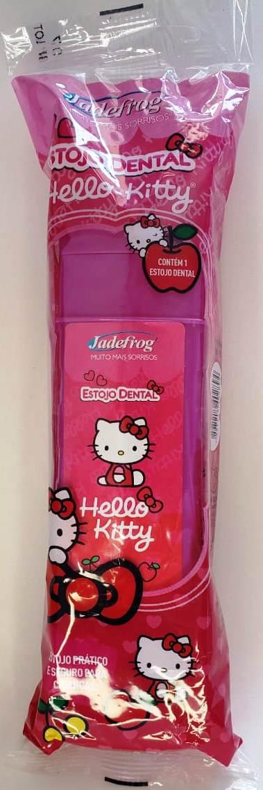 Porta Escova Estojo - Hello Kitty