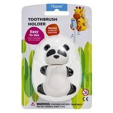 Porta Escova Panda Curaprox