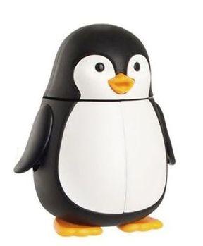 Porta Escova Pinguim Curaprox