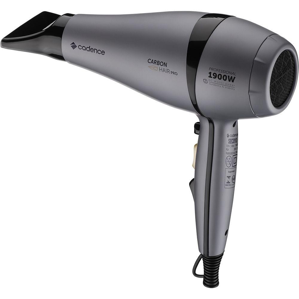 Secador Cadence Profissional Carbon Hair Pro Sec810 127V