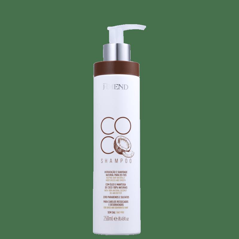 Shampoo Amend Coco - 250ml - Vegano