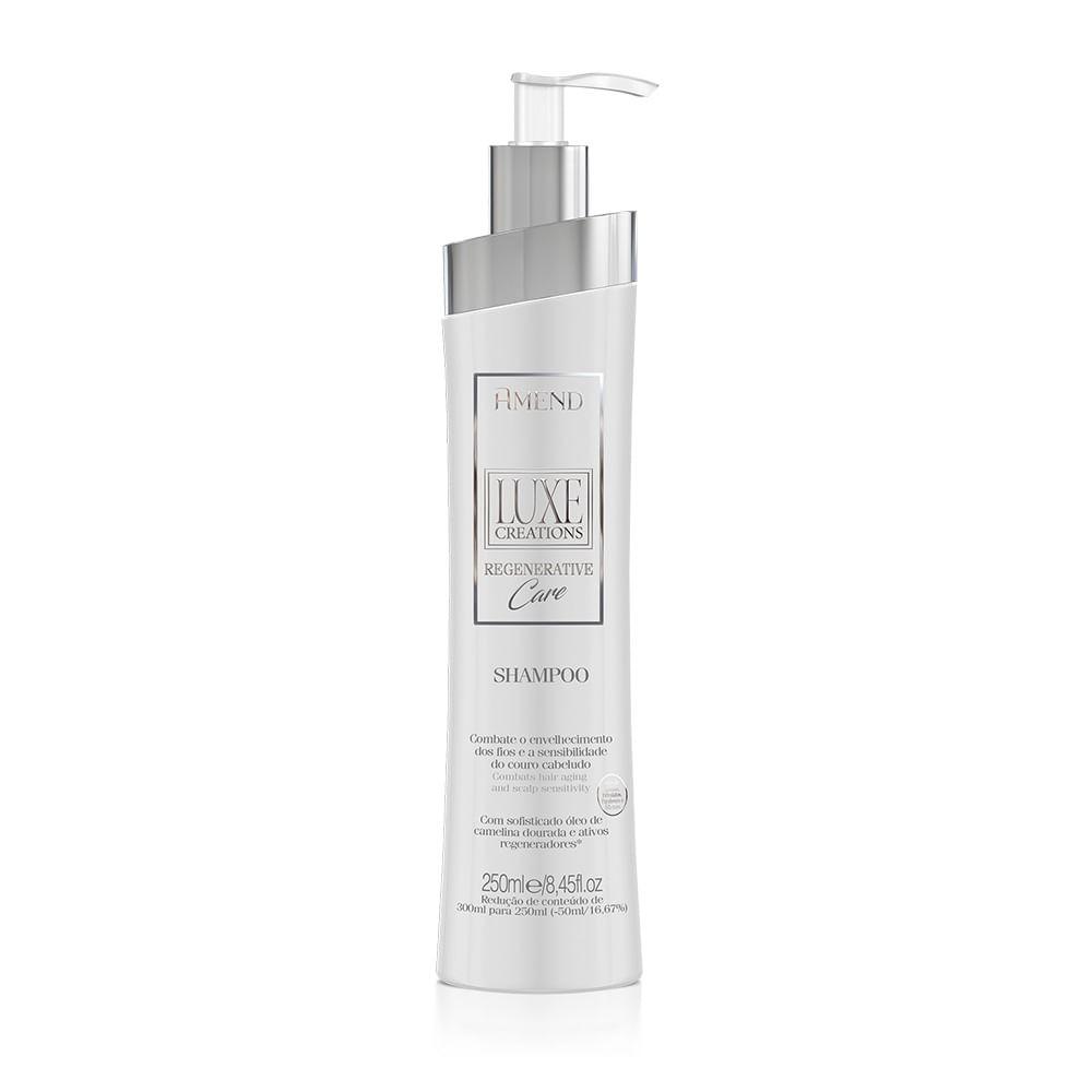 Shampoo Amend Regenerative Care Luxe Creations - 250ml