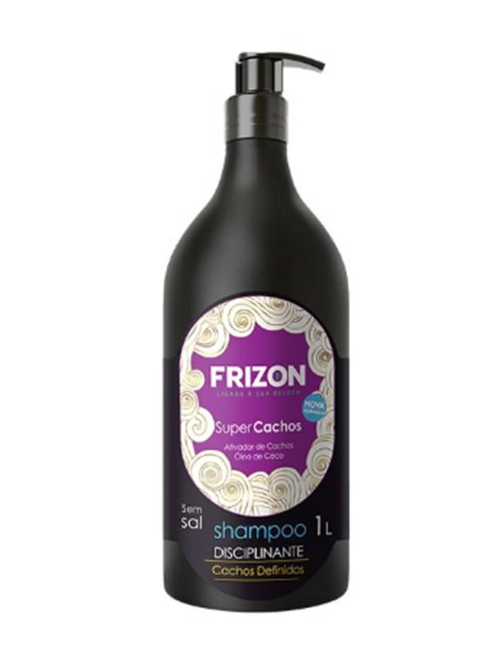 Shampoo Frizon Super Cachos Disciplinante1L