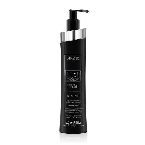 Shampoo Luxe Creations Extreme Repair Amend - 250ml