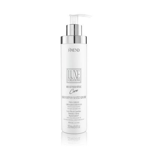 Shampoo Matizador Amend Regenerative Care Luxe Creations - 250ml