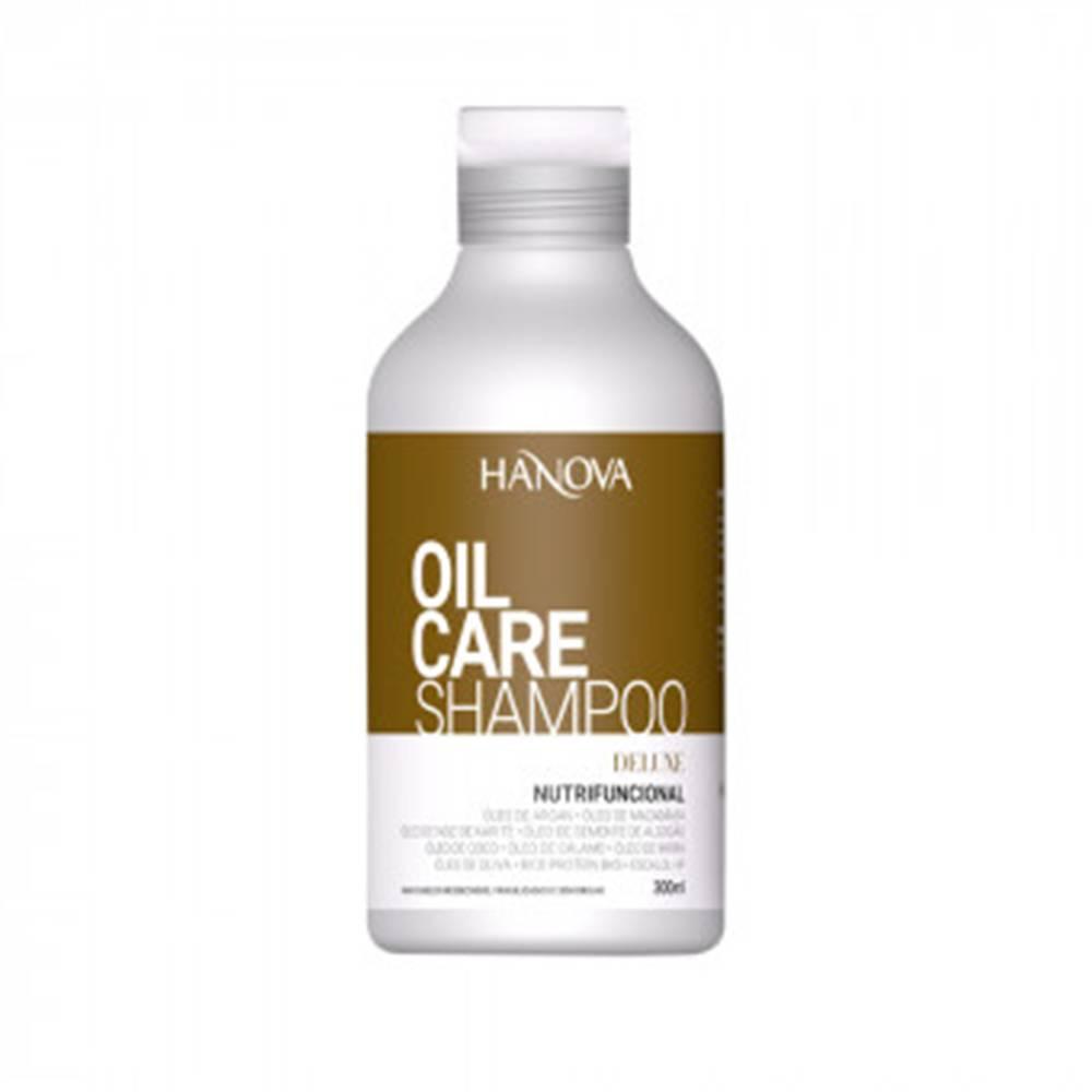 Shampoo Nutri Funcional Oil Care 300ml - HANOVA