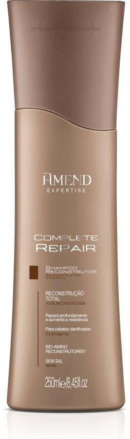 Shampoo Reconstrutor Complete Repair Amend - 250ml