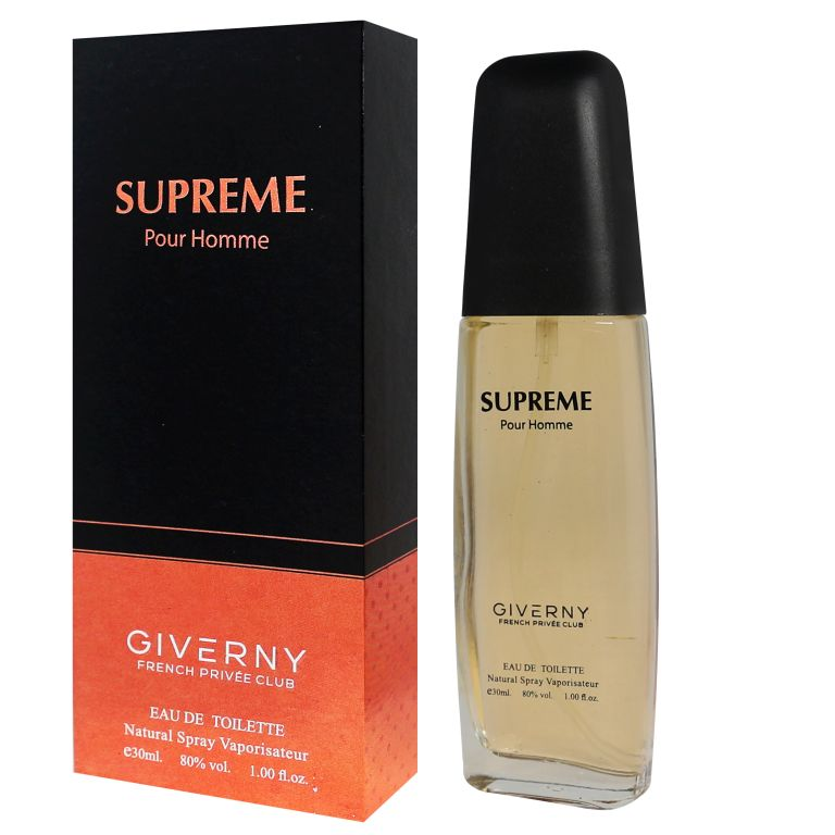 PERFUME MASCULINO SUPREME POUR HOMME  - GIVERNY 30ML