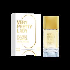 Very Pretty Lady Women Paris Riviera - Perfume Feminino EDT - 30ml